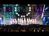 [Wide] Morning Musme '16 - One Two Three + Love Machine, A.M.N Big concert @ DMC Festival 2016