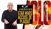 Je sais pas si t'as vu... Star Wars accusé de plagiat #JSPSTV