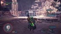 Monster Hunter: World Arena Diablos Black Diablos A Rank