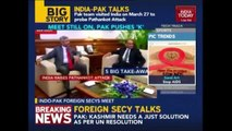 Pakistan Provokes During Bilateral Talks With India