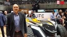 VÍDEO: los coches más frikis del Salón de Ginebra 2018
