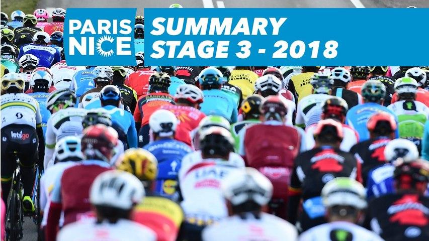 Summary - Stage 3 - Paris-Nice 2018
