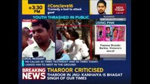 Youth Thrashed In Public For Harassing Women