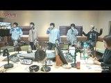 RADIO LIVE | Highlight - Plz Don't Be Sad, 하이라이트 - 얼굴 찌푸리지 말아요 @MBC FM4U 20170322
