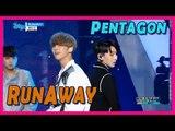 [Comeback Stage]PENTAGON - RUNAWAY, 펜타곤 - RUNAWAY 20171125