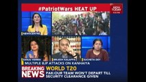 JNU Sedition Row: BJP Opens Sedition Fire