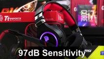 Tt eSPORTS Cronos RGB 7.1 Headset Review