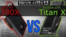 AMD R9 Fury vs R9 390X - video dailymotion