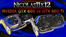 [DEUTSCH] NVIDIA GTX 660 vs GTX 660 Ti