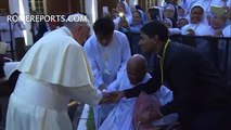 Pope Francis to Myanmar bishops: each priest should feel bishop is a father