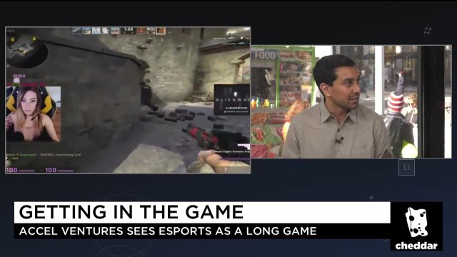 The Booming Business of eSports