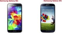 [DEUTSCH] Samsung Galaxy S5 vs Galaxy S4