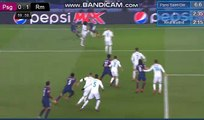 Edinson Cavani Goal HD - Paris Saint Germain 1-1 Real Madrid 06.03.2018
