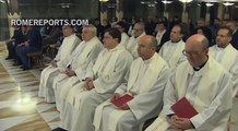 Pope Francis at Santa Marta: Christ suffers with every brother that suffers