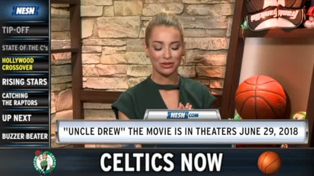 Celtics Now: The Moment Kyrie Irving Found Out He Was A Boston Celtic