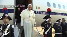 Pope Francis ranked fourth most powerful person in the world by Forbes