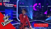 Irma « Earth Song » de Michael Jackson I Les Epreuves Ultimes The Voice Afrique 2017