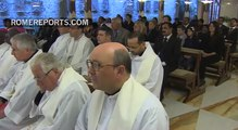 Pope in Santa Marta: Pope prays for Ethiopian Christians killed by ISIS