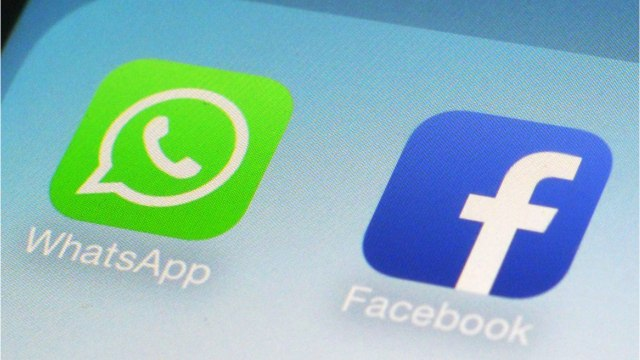 BlackBerry Sues Facebook Over Messaging Services