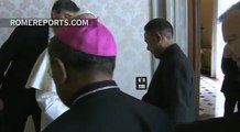 Pope Francis welcomes bishops from Timor Leste for \'ad limina\' visit