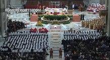 Despite a cold,  Pope presides over episcopal consecration of Fernando Vergez Alzaga