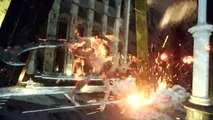 FINAL FANTASY XV - Ifrit Summon Boss Fight With Aranea Highwind On Party l PS4 Pro