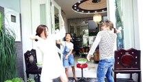 LÀM BANH TUYẾT VÀ CUỘC CHIẾN CHỌI BANH TUYẾT CÙNG CHỊ EM SONG THƯ -SONG THƯ CHANNEL