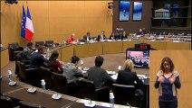 Groupe de travail Conditions de travail et collaborateurs : Table-ronde organisations syndicales et associations de collaborateurs parlementaires  - Mardi 6 mars 2018