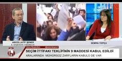 Eski AKP Genel Başkan Yardımcısı Şener: AKP üç seçimde de kaybedecek, çünkü...