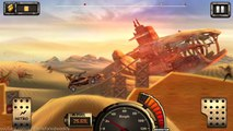 Monster Car Hill Racer 2 - Android Gameplay HD Video