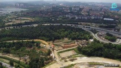 Terowong MRT dilancar