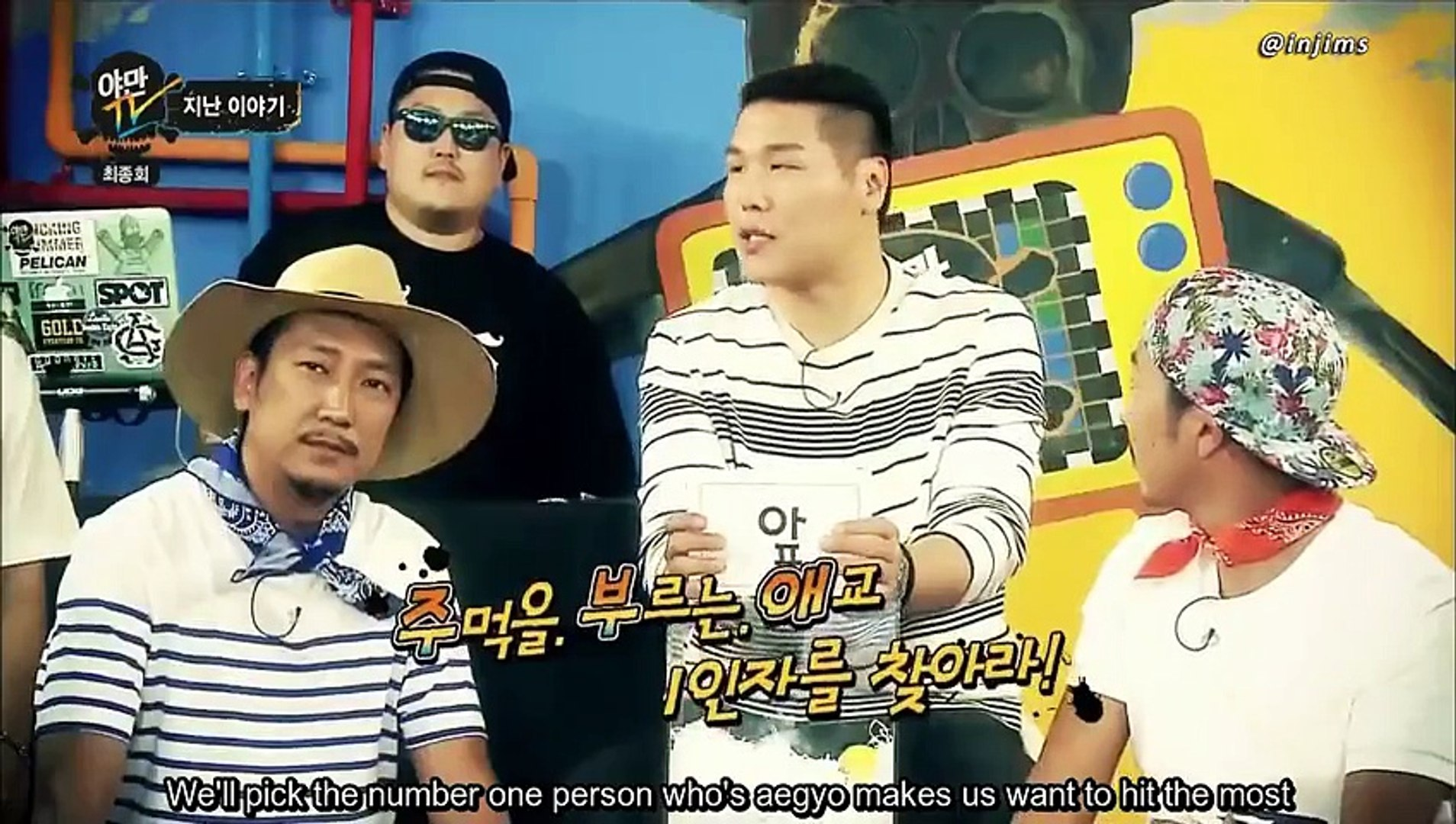BTS ON YAMAN TV PART 2