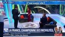 La France, championne des incivilités