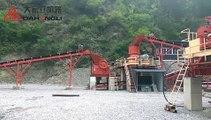 Chengdu Dahongli Machinery Co. Ltd.--Stone Crushing Production Line Including Cone Crusher, Impact Crusher etc.