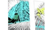 One Punch Man Manga chapter 62 Saitama VS Blizzard Clash of Powers