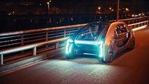 Renault EZ-GO  Renault, coche compartido autónomo, eléctrico y conectado