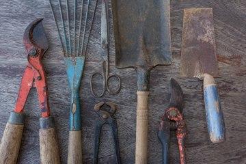 3 astuces pour entretenir vos outils de jardinage