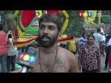 Thousands of devotees throng Batu Caves to celebrate Thaipusam