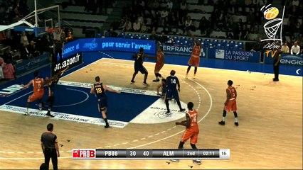 PRO B [J21] - Poitiers Basket 86 / ALM Evreux (81-89)