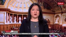 Chantal Jouanno, candidate à la présidence de la Commission nationale du débat p - Les matins du Sénat (07/03/2018)