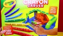 Crayon Carver Crayola Crayon Maker DIY Coloring School Supplies