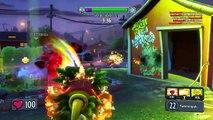Lets Play Plants Vs Zombies Garden Warfare #223 Deutsch - Tiki Flammen