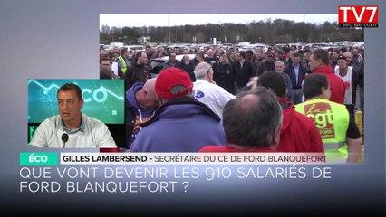 SO Eco - Que vont devenir les 910 salariés de Ford Blanquefort