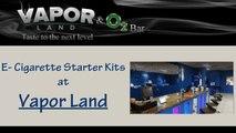 Finest Collection E- Cigarette Starter Kits at Vapor Land