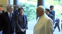 """Pope Francis explains why Benedict XVI was """"a great Pope"""""""