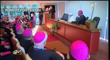 Pope Francis to Latin American bishops: don't keep on waiting for a better Church!