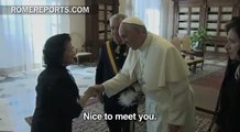 Pope Francis welcomes new Portuguese ambassador to the Holy See