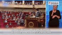 Journée de la femme: la gaffe d'Agnès Buzyn à l'Assemblée