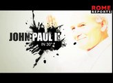 John Paul II declared war on the war