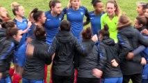 U20 Féminines, France-États-Unis (2-2), le résumé